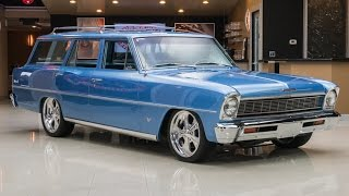 1966 Chevrolet Nova Wagon For Sale