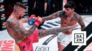 FIGHT HIGHLIGHTS | Yaroslav Amosov vs. Erick Silva