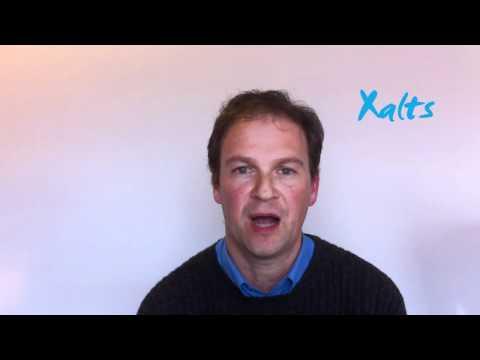 Xalts Open Source Text to Speech Database & Touch Screen App
