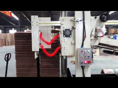 XINTIAN Corrugated cardboard printing slotting die-cutter machinery products