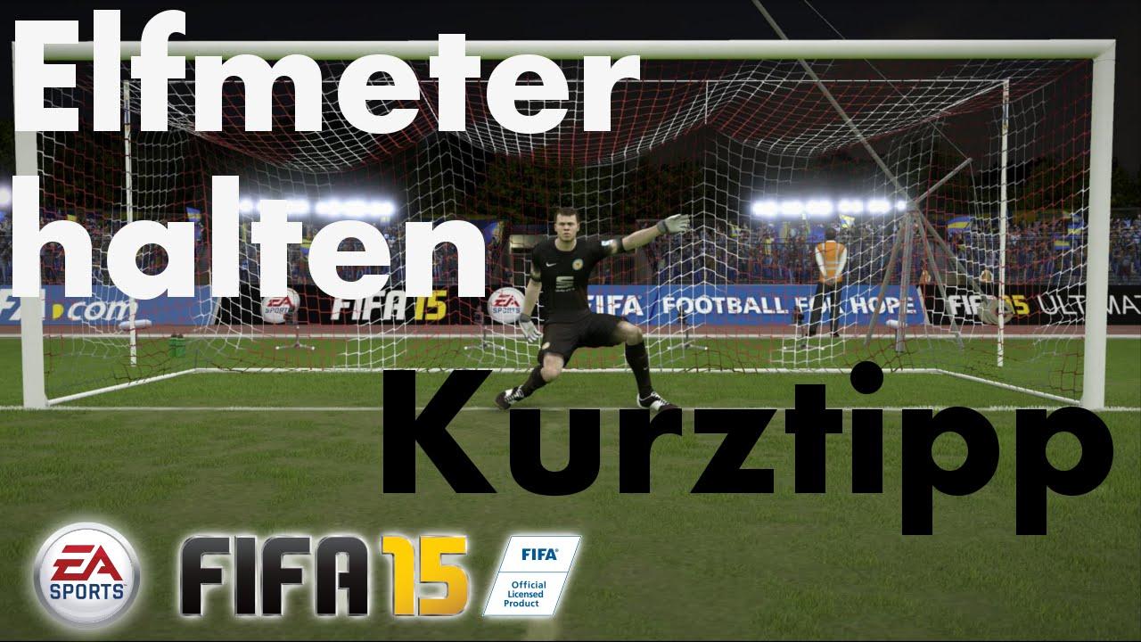 Fifa 16 Elfmeter