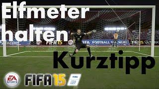 Fifa 16 Elfmeter halten Kurztipp gegen Bots 100% | Tutorial