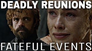 The Deadliest Reunions In The Final Season! - Game of Thrones Season 8 (End Game Theories)