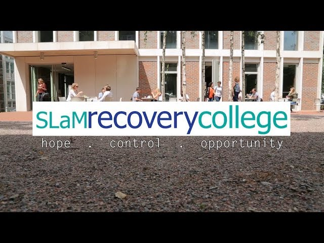 SLaM Recovery College (SUBTITLED)