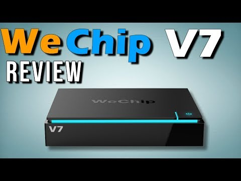 WeChip V7 Amlogic S912 Octa Core Android 7.1 4K TV Box Review With Benchmarks