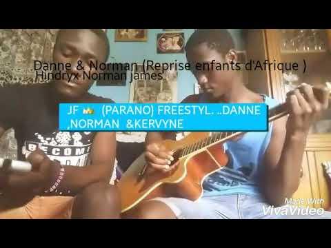 REPRISE D'ENFANTS D'AFRIQUE (KEBLACK & DADJU) PAR DANNE ET NORMAN JAMES