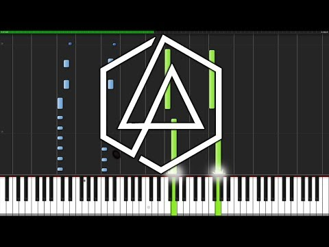 What Ive De  Linkin Park Piano Tutorial Synthesia  MrMeeseeks Piano