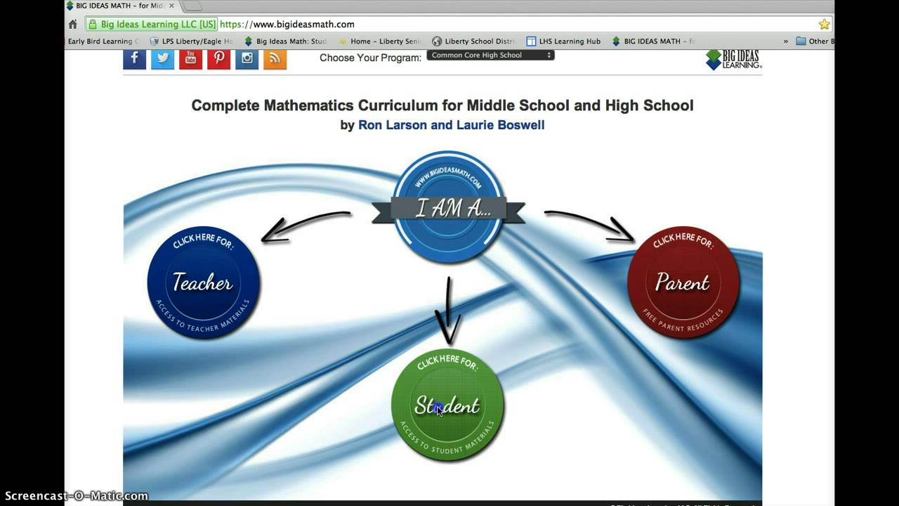 Contemporary Online Middle School Math Motif - Math Exercises ...