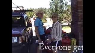 Colorado River Whitewater Rafting 2004 Part 1
