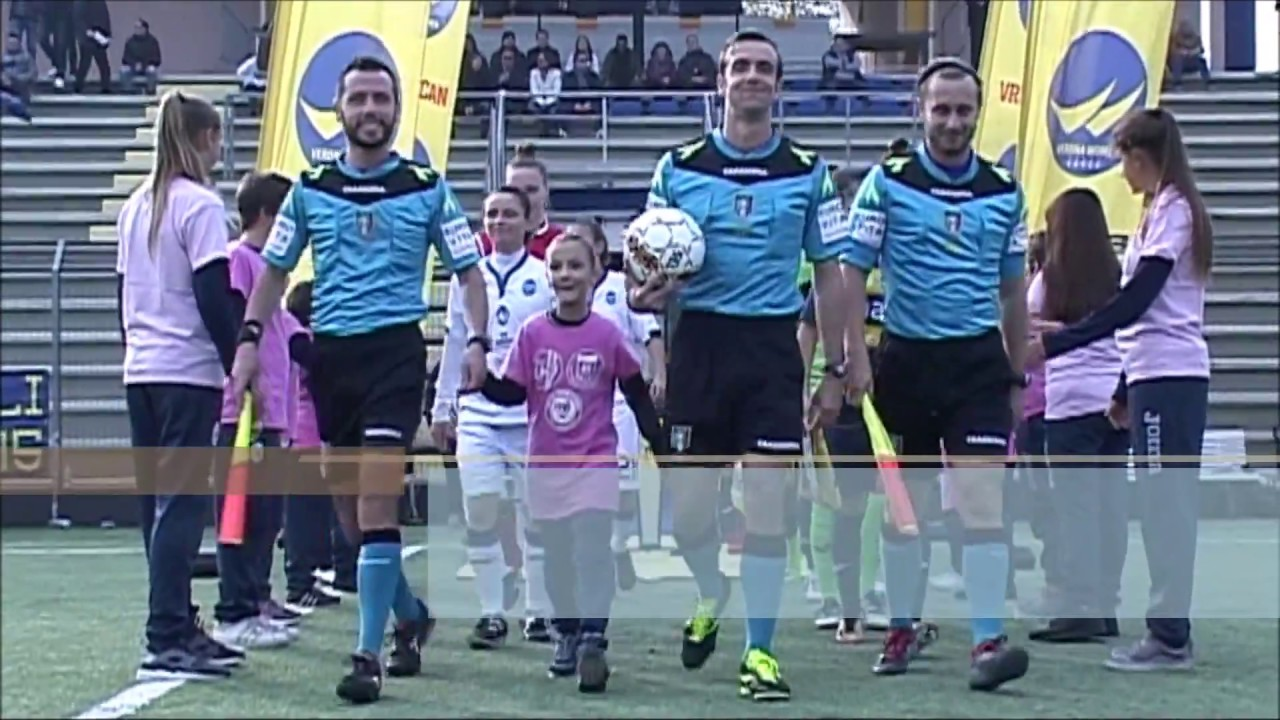 Highlights Agsm Verona Vs. Atalanta Mozzanica