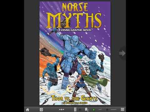 Thor vs.the Giants: A Viking Graphic Novel