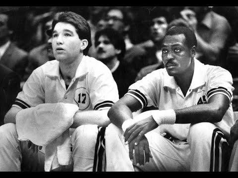 Golden State Warriors 1987 playoffs vs. Utah