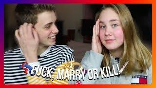 ZOUDEN WIJ ELKAAR DOEN? - FUCK MARRY KILL