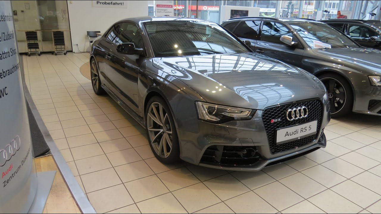 2015 Audi Rs5 Coupe Youtube