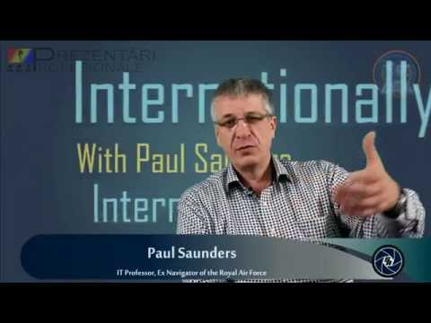 """Cracking the Code"" internationally. - With Paul Saunders"