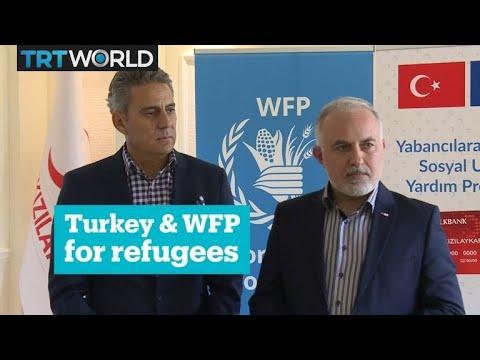 Turkish Red Crescent's Safety Net Program Improves Refugee Lives