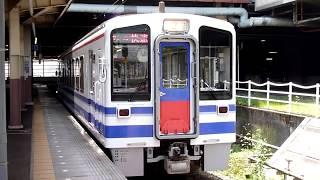 北越急行ほくほく線 HK100形更新車 越後湯沢駅