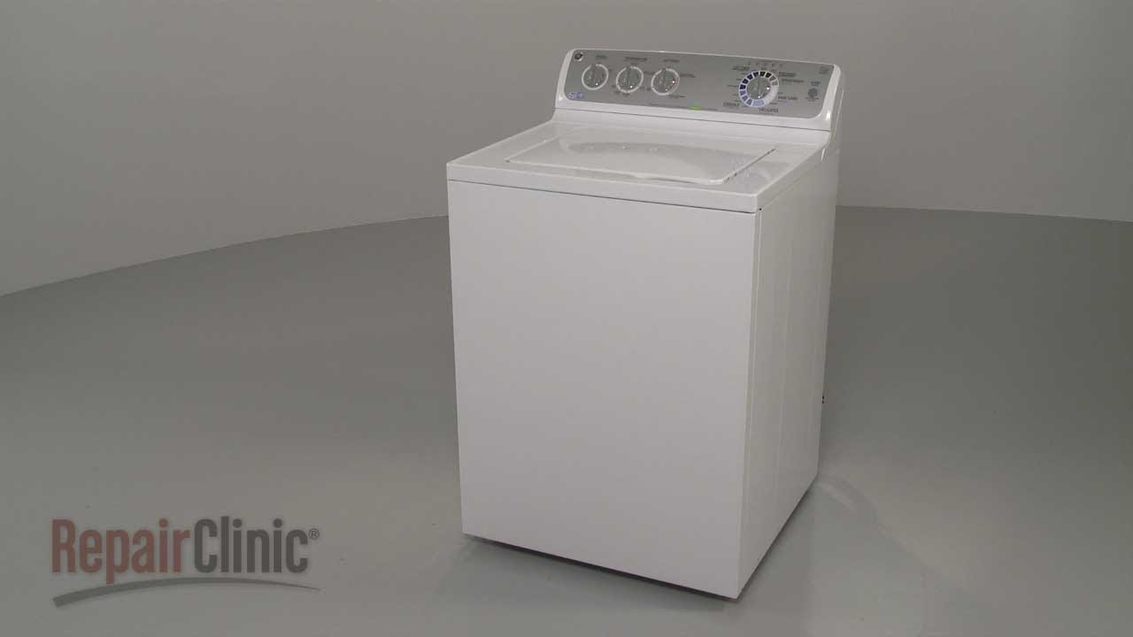 medium resolution of ge top load washer disassembly washing machine repair help youtube ge washer manual front load ge washer schematic