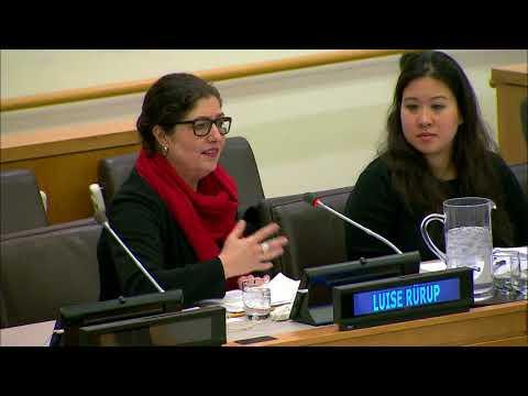 Civil Society Forum - 56th Commission for Social Development (CSocD56)