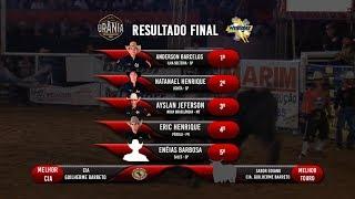 28º FESTA DO PEÃO URÂNIA/SP 2018 - FINAL EM TOUROS