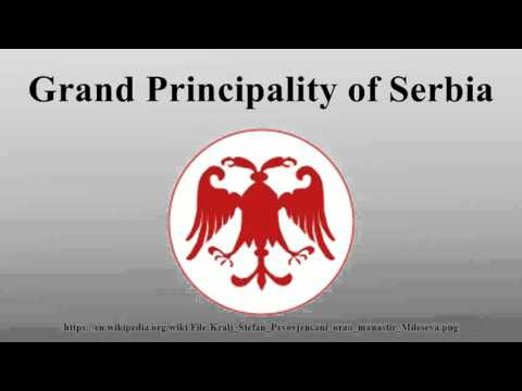 Grand Principality of Serbia
