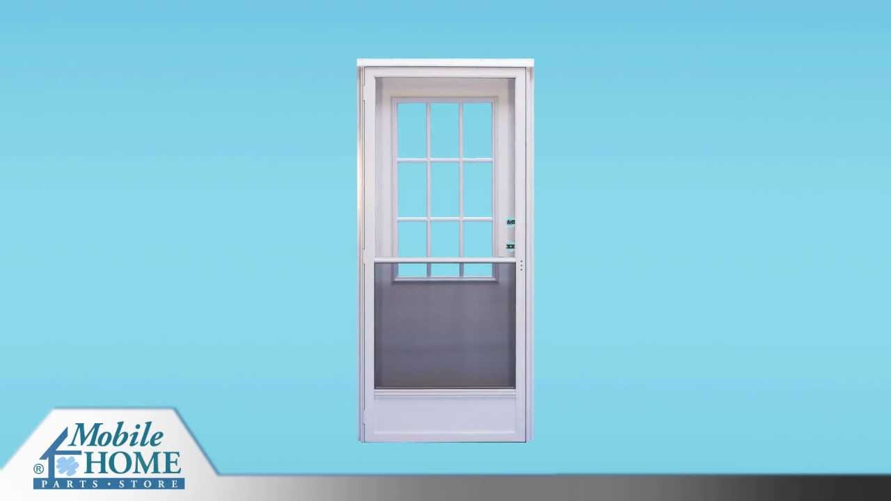 Kinro Combination Exterior Doors