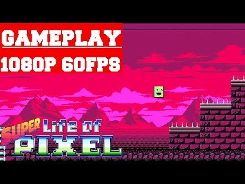 Super Life of Pixel Gameplay (PC)