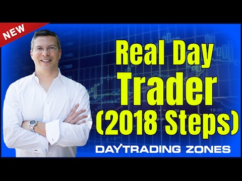 Real Day Trader (2018 Steps)