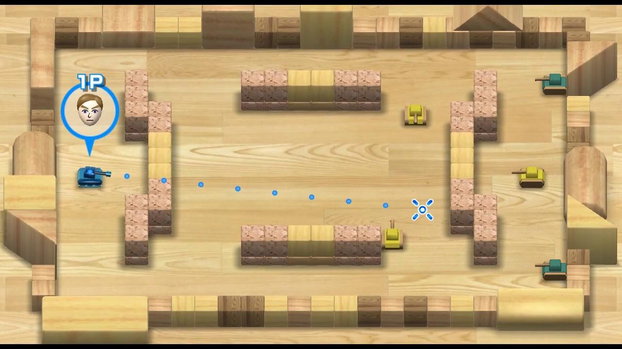 はじめてのWii タンク Wii Play Tanks 1~100 - YouTube