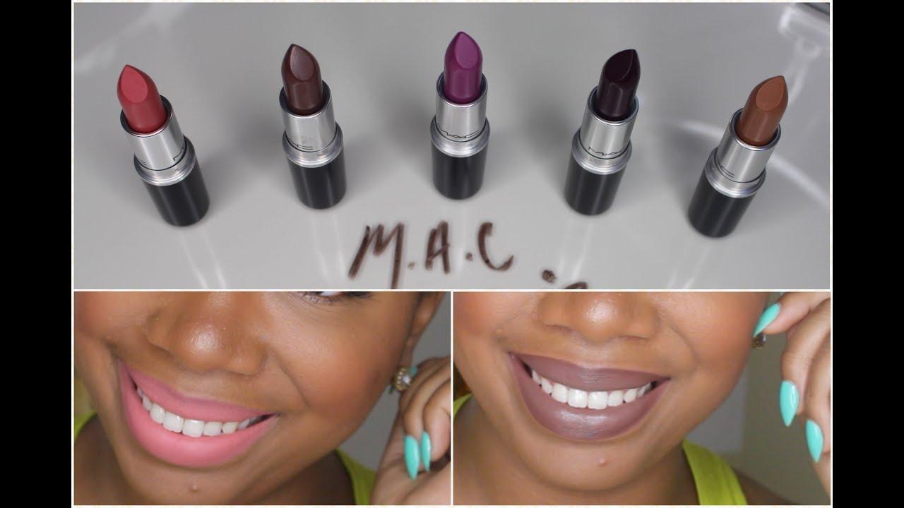 how to put dark lipstick