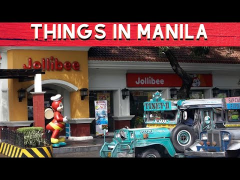 Things To Do In Manila: Check Out These Wonder Tips About Tr