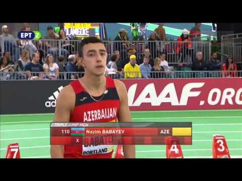 Triple Jump - Men - Portland 2016 - IAAF - World Indoor Championship