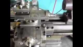 TSB-20 luźny przebieg na posuwie mechanicznym