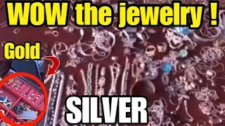 we found this amazing Gold & Silver haul in $2150 storage auction unit , #39 unbox unboxing