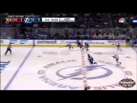 Tampa Bay Lightning vs Chicago Blackhawks SCF Game 5 Highlights