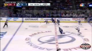 Tampa Bay Lightning vs Chicago Blackhawks SCF Game 5 Highlights