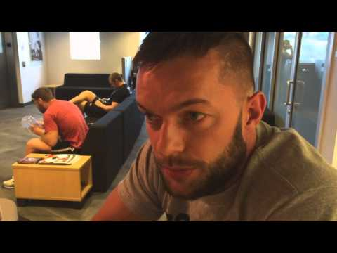 Fergal Devitt talks about training at the WWE Performance Center: NXT Video Blog: Aug. 28, 2014