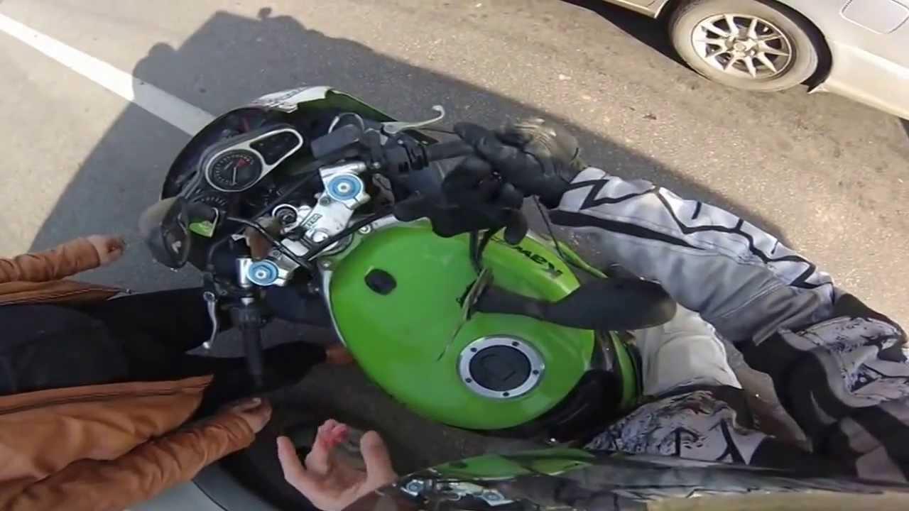 Мотоцикл/Kawasaki Сломался | kawasaki мотоцикл