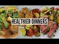 3 Healthier Dinner Options