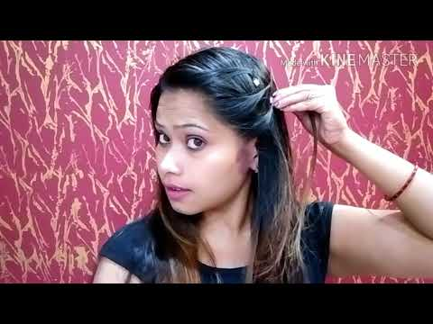 Everyday Easy Going Hairstyle for Office 🏢 Going..