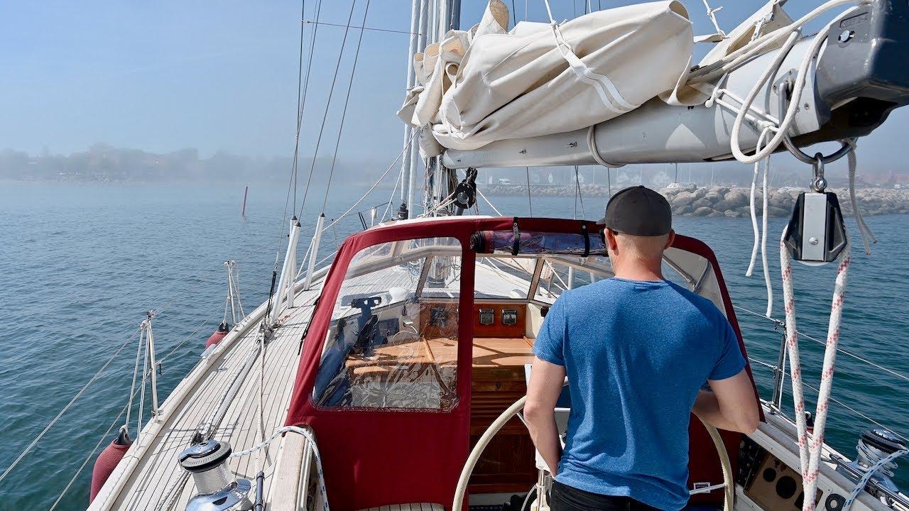 Using Our RADAR In Fog - Ep. 207 RAN Sailing