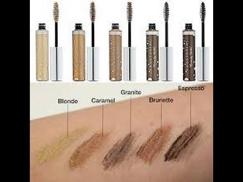 567c8a1f8  مسكارا الحواجب Mascara Eyebrows - YouTube
