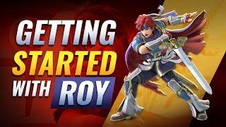 Master Roy's Intense KO Power in Smash Bros Ultimate