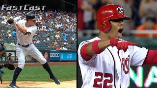 6/21/18 MLB.com FastCast: Judge leads Yankees' sweep