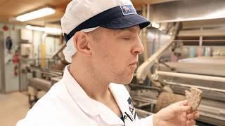Leksandsbröd - besöker det stora bageriet i Leksand