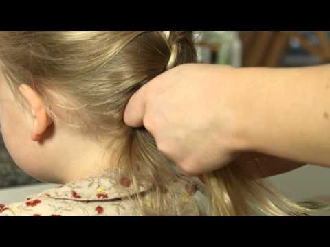 One Minute Children's Hair Tutorial