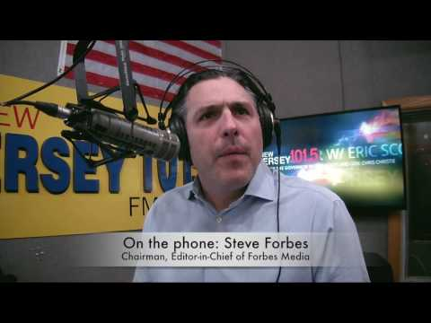 Steve Forbes to Spadea — What Christie isn't telling us about healthcare