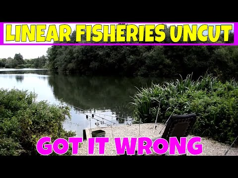 ***Day Ticket Carp Fishing***Quest For Kempys***Linear Fisheries***