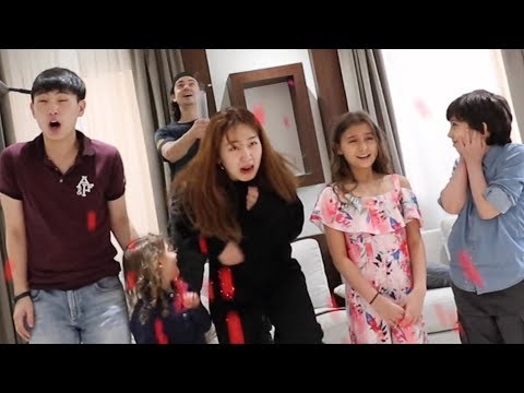 مقالب ومفاجآت عظيمة للضيوف من كوريا!