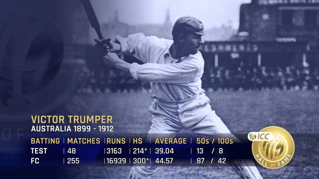 Meet the ICC Hall of Famers: Victor Trumper | 'God in Australia'